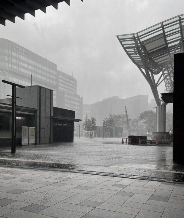 豪雨 osatokyo