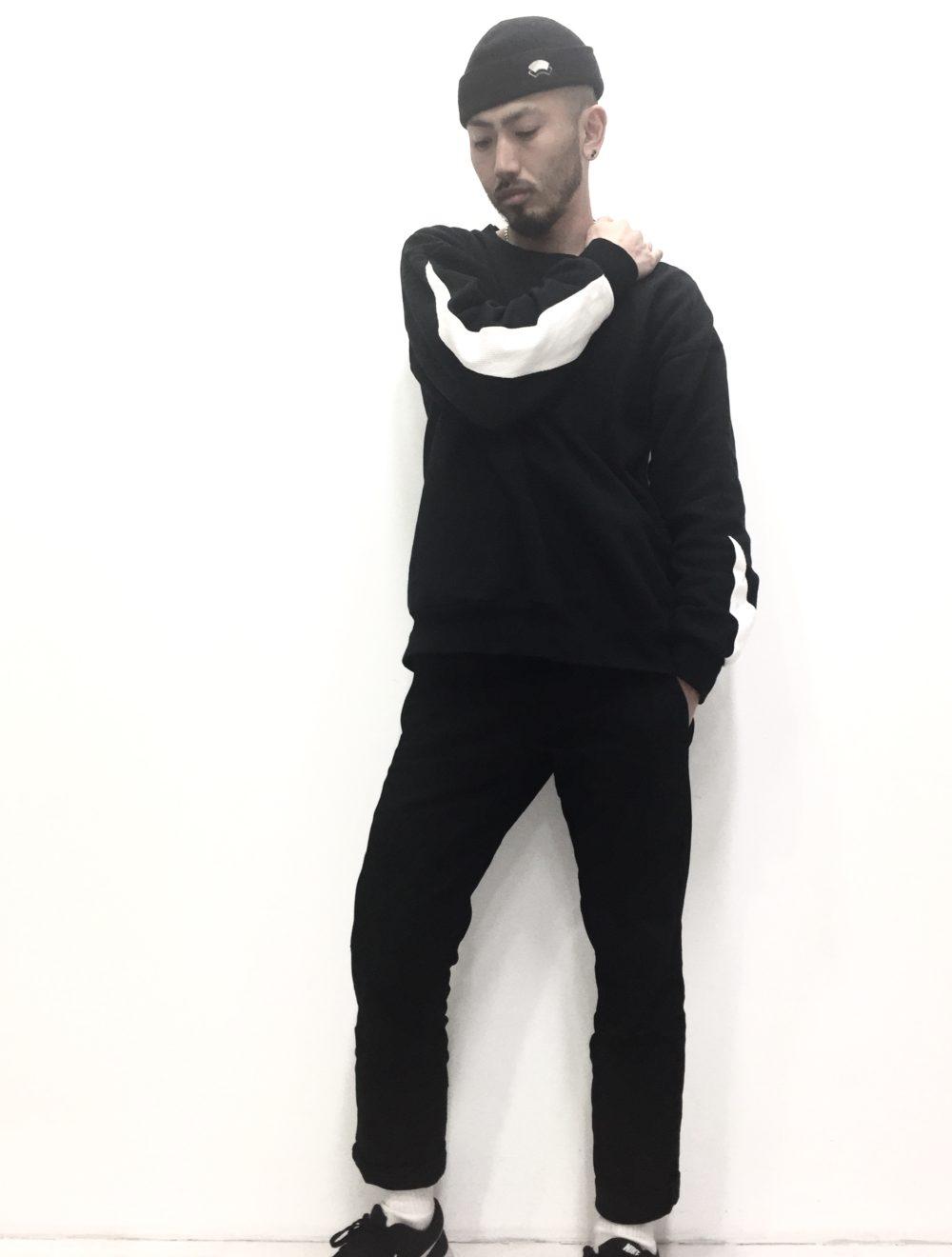 黒に白osa tokyo
