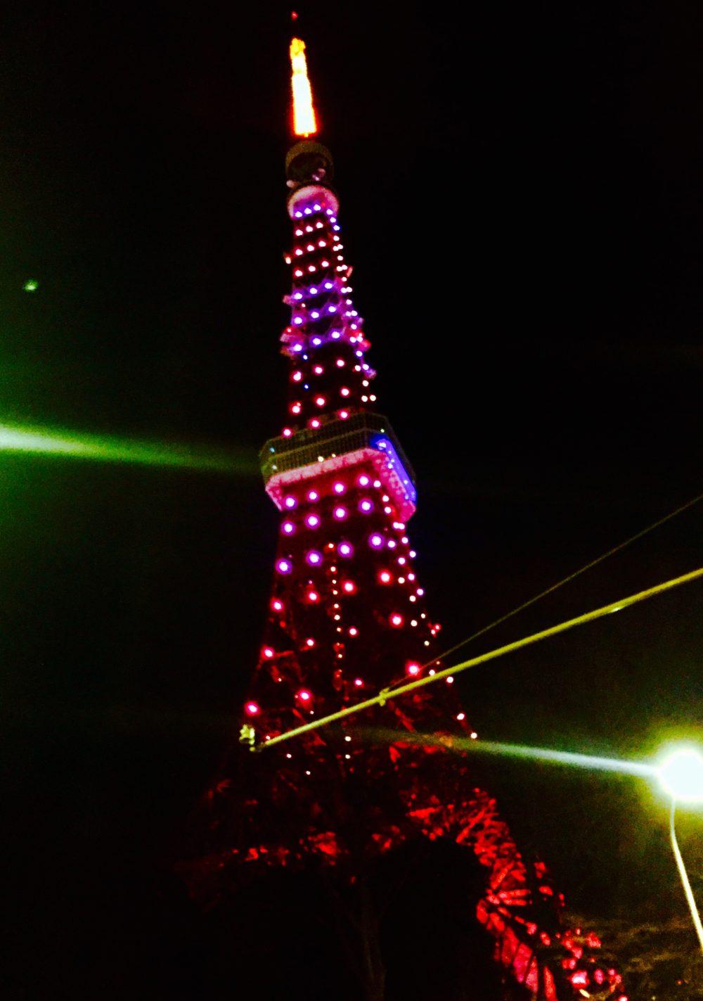 東京タワーosatokyo